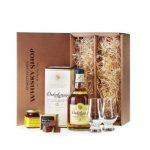 Dalwhinnie 15 Whisky Genießer-Set – Geschenkbox mit Gläsern