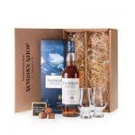Talisker 10 Whisky Genießer-Set mit Nosing Gläsern – Geschenkidee