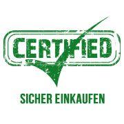 Certified Siegel sicher einkaufen