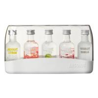 Absolut Vodka Miniflaschen