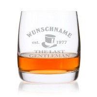 Bohemia-Whiskyglas-Tumbler-Privatglas-mit-Namens-Laser-Gravur-Geschenkidee