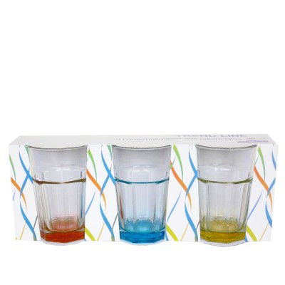 Caipirinha-Caipi-Cocktailglas-bunt-3-Farben-6er-Set