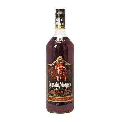 Captain-Morgan-Black-Rum-70cl-Flasche