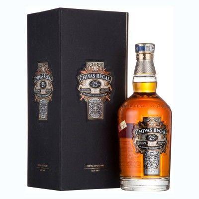 Chivas-Regal-Scotch-Whisky-25-Jahre-70cl-Flasche-edle-Geschenkbox-1