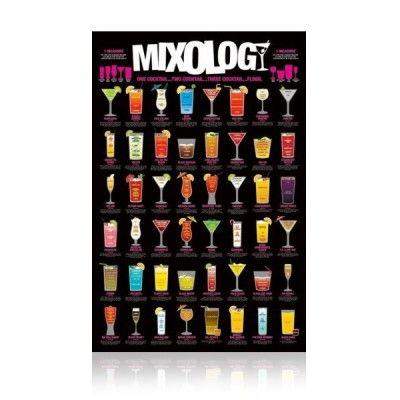 Cocktails-Mixology-XXL-Poster-91-x-61-cm