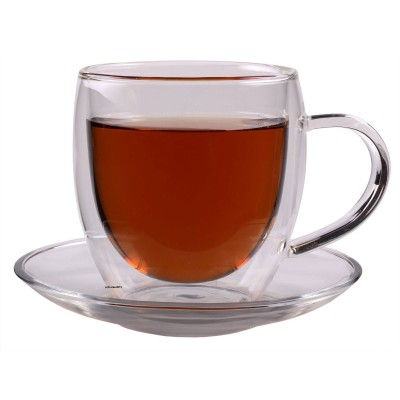 Feelino-250ml-Bullini-doppelwandige-Thermotasse-Teetasse-mit-Untersetzer-und-Henkel-1