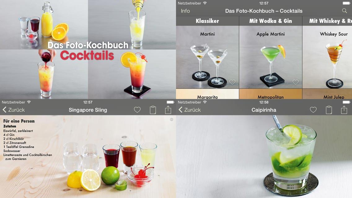 Cocktails-App