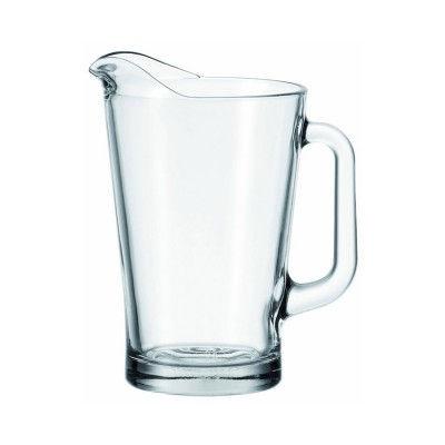 LEONARDO-012659-Glas-Krug-Ciao-mit-Eislippe-1-8-liter