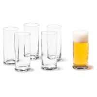 LEONARDO-035393-Set-Bierbecher-K18-6-teilig