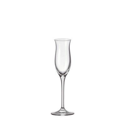 LEONARDO-061703-6er-Set-Grappaglas-Cheers-fuer-Grappa-Ouzo-Sambuca-oder-klare-Obstbraende-1