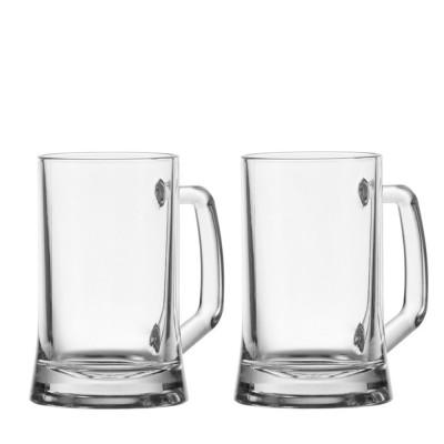 Leonardo-012772-Bierseidel-Set-Beer-Generation-0-3-Liter-2-teilig-Bierkrug-Bierglaeser-Glaskruege