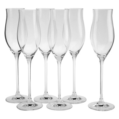 Leonardo-019846-6er-Glas-Set-Champagner-Cheers-Sektglaeser