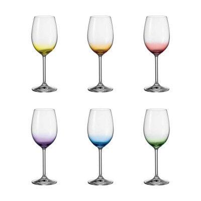 Leonardo-17768--Weinglas-Daily-Colours-farbige-Trinkglaeser