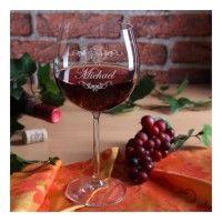 Privatglas-Bordeauxglas-Bohemia-mit-gratis-Gravur-Motiv-Weinrebe-mit-Wunschname-2