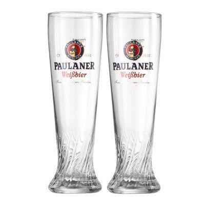 Weizenbierglas-690743-Paulaner-0-5-Liter-2er-Set-Bierglaeser
