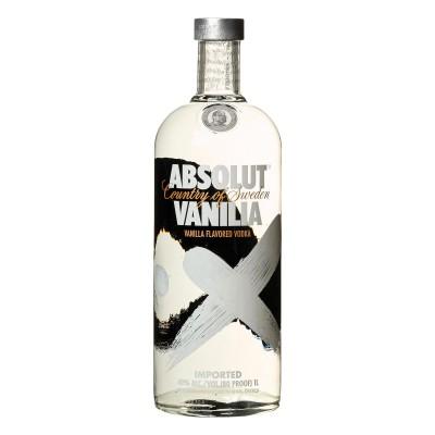Absolut Vodka Vanille