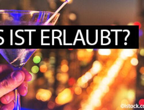 Alkohol in arabischen Ländern: Was ist erlaubt?