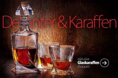 glas-karaffen-und-dekanter