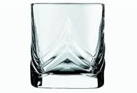 Tumbler-Gläser für Whisky mit Muster